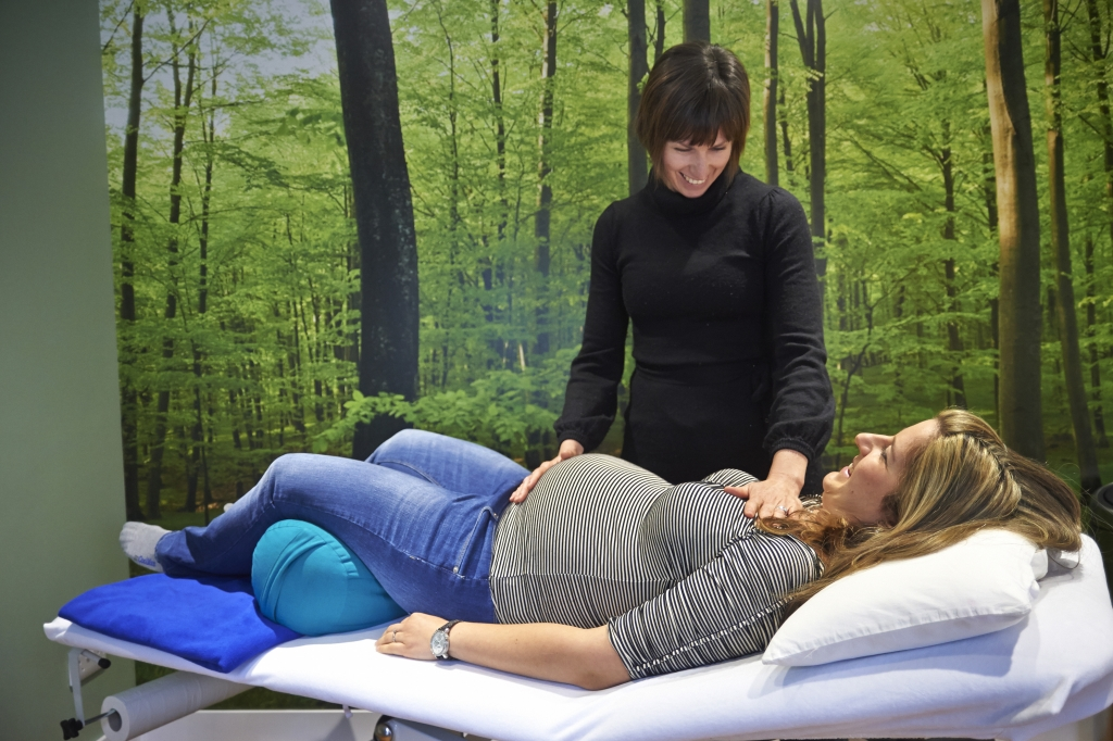 Shiatsu Massage for Pregnancy