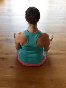 Meditation at Flow Yoga