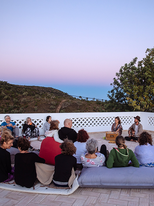 Portugal Yoga Retreat