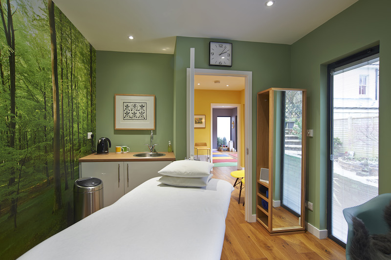 Tunbridge Wells Treatment room