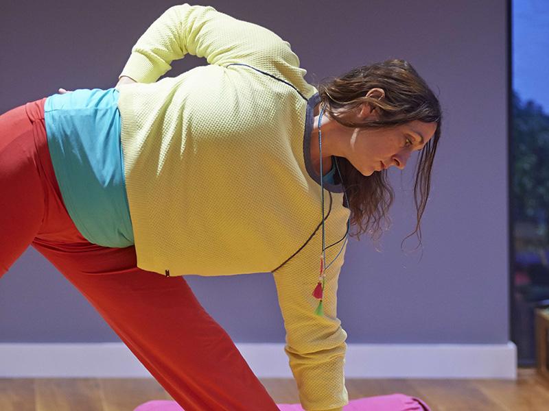 Senior Yoga Teacher Tunbridge Wells