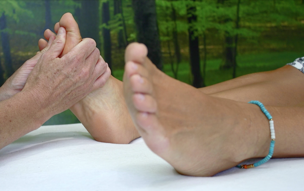 Reflexology at Flow Tunbridge Wells