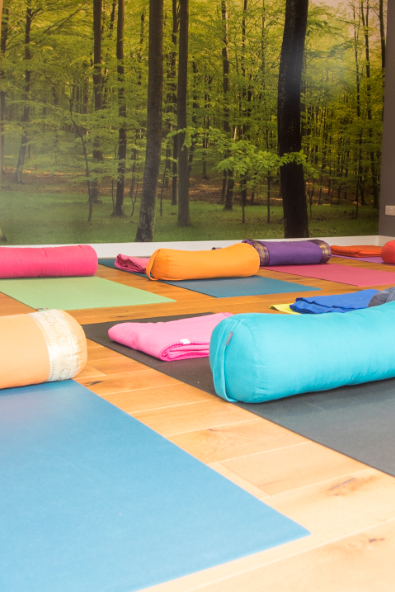 Flow Yoga Courses