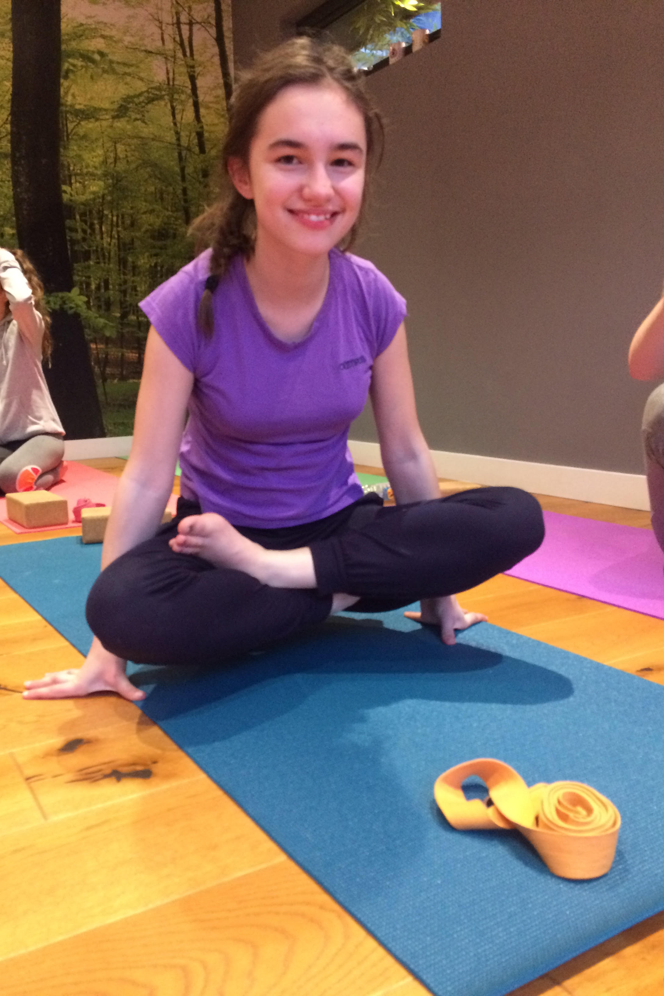 Yoga for Young Adults