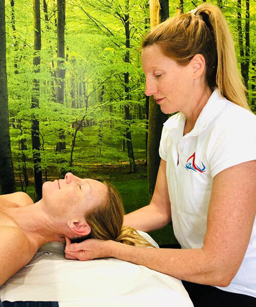 Massage Therapy at Flow Groombridge