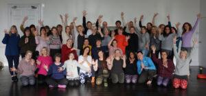 Yoga Jam Group 20