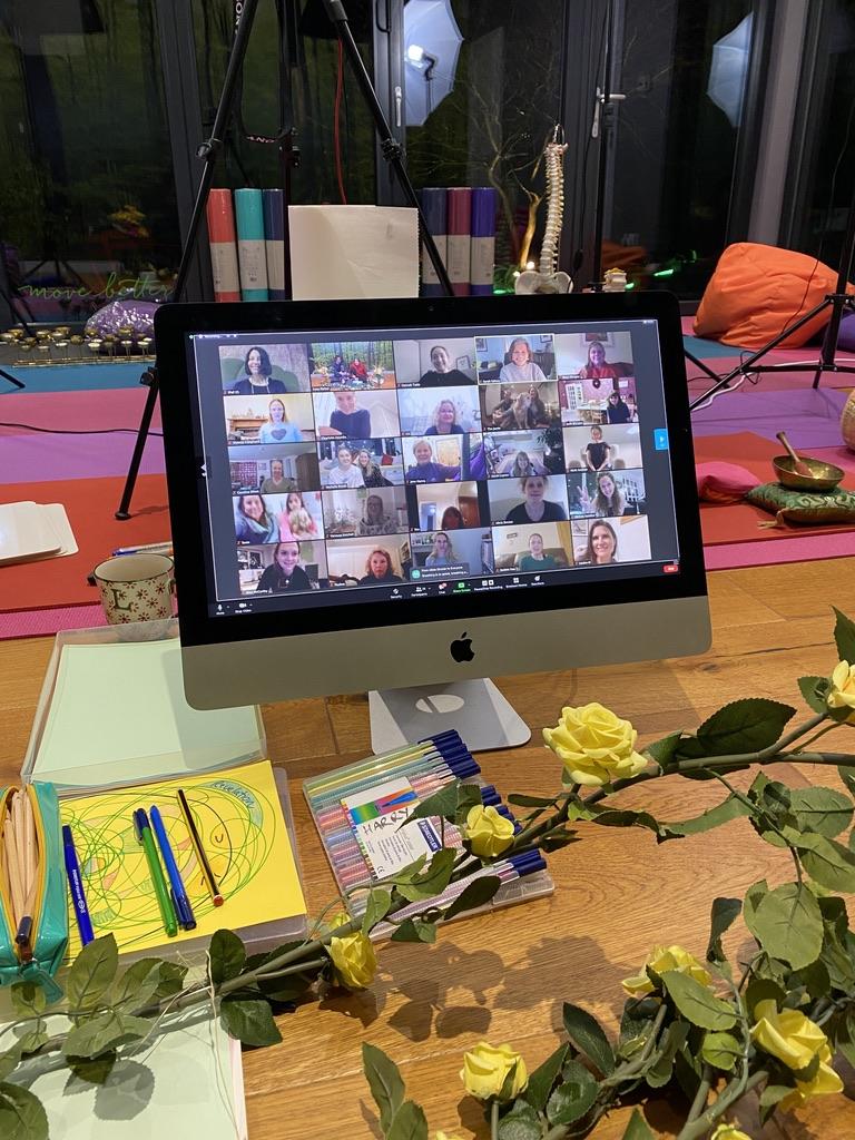 Yoga Jam Home Retreat 2021 gallery