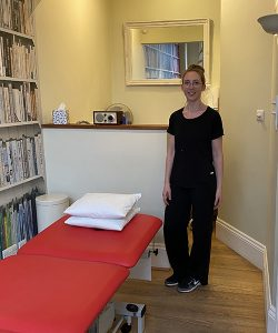Lucy Bender Registered Osteopath