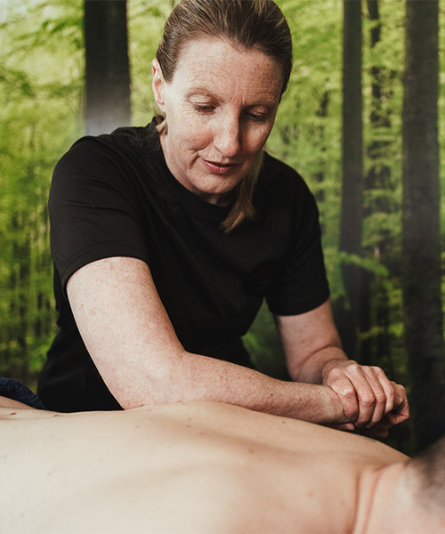 Massage therapy from Flow Treatments